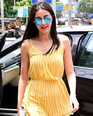 Ananya Pandey - Photos: Celebs Spotted at Bastian | Picture 1654969