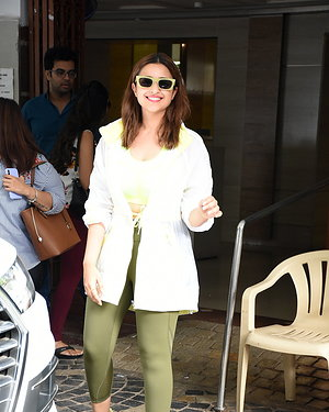 Parineeti Chopra - Photos: Celebs Spotted At Khar Gymkhana | Picture 1655321