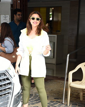 Parineeti Chopra - Photos: Celebs Spotted At Khar Gymkhana | Picture 1655315