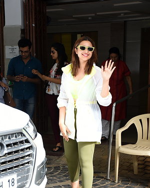Parineeti Chopra - Photos: Celebs Spotted At Khar Gymkhana | Picture 1655320