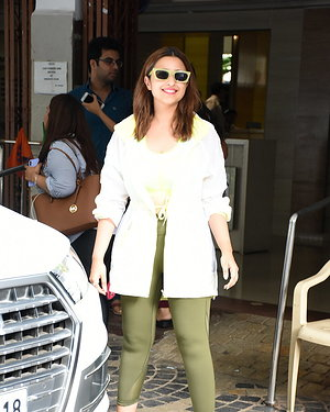 Parineeti Chopra - Photos: Celebs Spotted At Khar Gymkhana | Picture 1655316