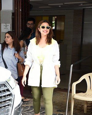 Parineeti Chopra - Photos: Celebs Spotted At Khar Gymkhana | Picture 1655314