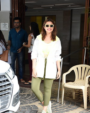 Parineeti Chopra - Photos: Celebs Spotted At Khar Gymkhana | Picture 1655317