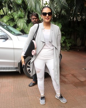 Huma Qureshi - Photos: Celebs Spotted at Andheri