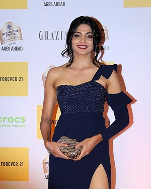 Pooja Sawant - Photos: Red Carpet Of 1st Edition Of Grazia Millennial Awards 2019