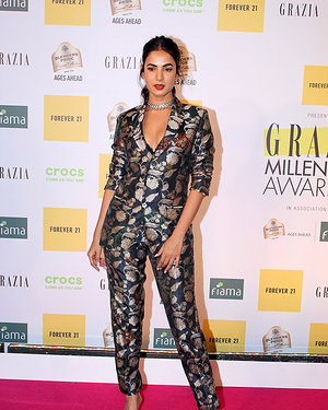 Sonal Chauhan - Photos: Red Carpet Of 1st Edition Of Grazia Millennial Awards 2019   Picture 1655460