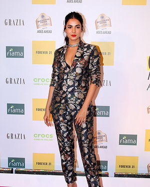 Sonal Chauhan - Photos: Red Carpet Of 1st Edition Of Grazia Millennial Awards 2019   Picture 1655459