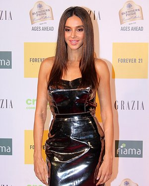 Shibani Dandekar - Photos: Red Carpet Of 1st Edition Of Grazia Millennial Awards 2019