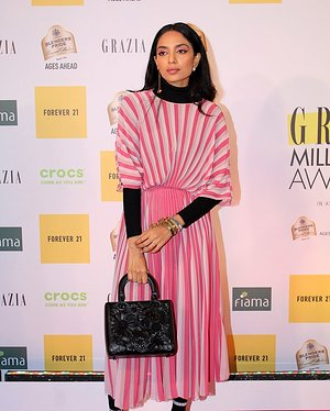 Shobita Dhulipala - Photos: Red Carpet Of 1st Edition Of Grazia Millennial Awards 2019 | Picture 1655489