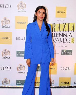 Shriya Pilgaonkar - Photos: Red Carpet Of 1st Edition Of Grazia Millennial Awards 2019 | Picture 1655435