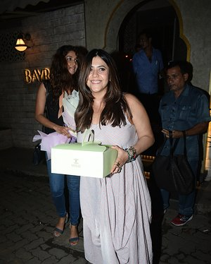 Ekta Kapoor - Photos: Celebs Spotted At Bayroute In Juhu   Picture 1655557