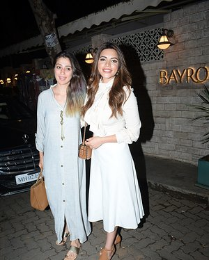 Photos: Celebs Spotted At Bayroute In Juhu   Picture 1655561