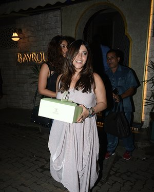 Ekta Kapoor - Photos: Celebs Spotted At Bayroute In Juhu   Picture 1655558