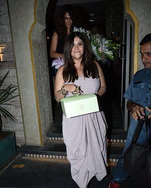 Ekta Kapoor - Photos: Celebs Spotted At Bayroute In Juhu   Picture 1655556
