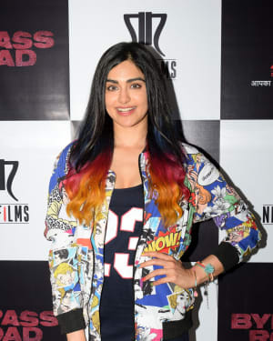 Adah Sharma - Photos: Wrapup Party Of Film Bypass Road At Andheri