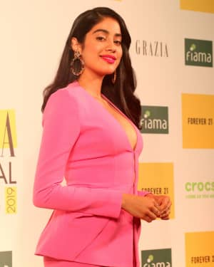 Janhvi Kapoor - Photos: Red Carpet Of 1st Edition Of Grazia Millennial Awards 2019