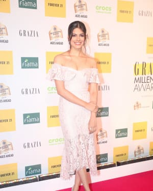 Asha Bhat - Photos: Red Carpet Of 1st Edition Of Grazia Millennial Awards 2019