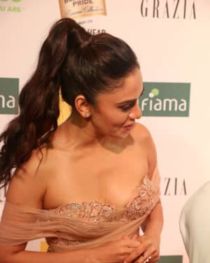 Amruta Khanvilkar - Photos: Red Carpet Of 1st Edition Of Grazia Millennial Awards 2019