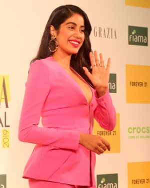 Jahnavi Kapoor - Photos: Red Carpet Of 1st Edition Of Grazia Millennial Awards 2019 | Picture 1656038