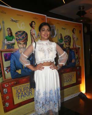 Shriya Saran - Photos: Screening Of The Film The Extraordinary Journey Of The Fakir