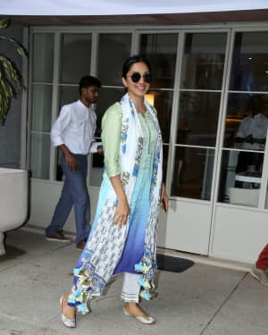 Kiara Advani - Photos: Celebs Spotted at Bandra | Picture 1656148