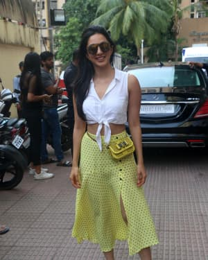 Kiara Advani - Photos:  Screening Of Kabir Singh At Pvr Andheri | Picture 1656787