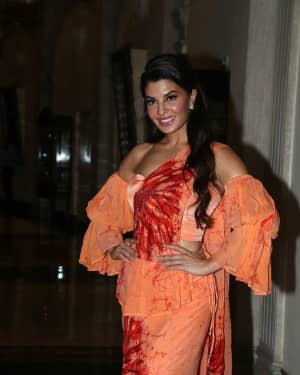 Photos: Jacqueline Fernandez At The Press Conference Of Srilanka Tourism | Picture 1656859