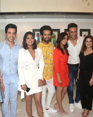 Photos: Media Interactions Of Alt Balaji's New Web Series Boo Sabki Phategi | Picture 1657101