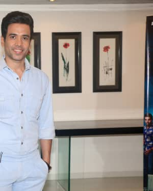 Tusshar Kapoor - Photos: Media Interactions Of Alt Balaji's New Web Series Boo Sabki Phategi | Picture 1657098