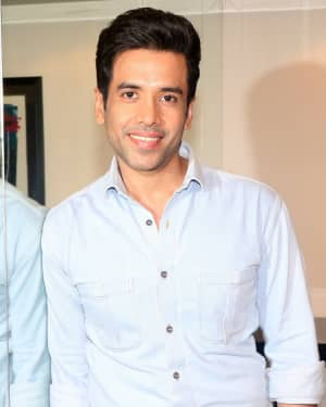 Tusshar Kapoor - Photos: Media Interactions Of Alt Balaji's New Web Series Boo Sabki Phategi | Picture 1657100