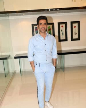Tusshar Kapoor - Photos: Media Interactions Of Alt Balaji's New Web Series Boo Sabki Phategi | Picture 1657099