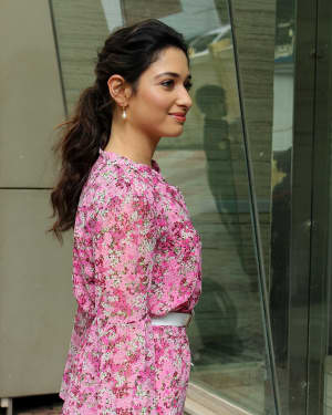 Photos: Tamanna Bhatia Spotted For Her Digital Series Shoot Vanity Diaries | Picture 1657043