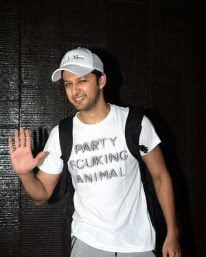 Vatsal Sheth - Photos: Celebs Spotted at Gym | Picture 1657359