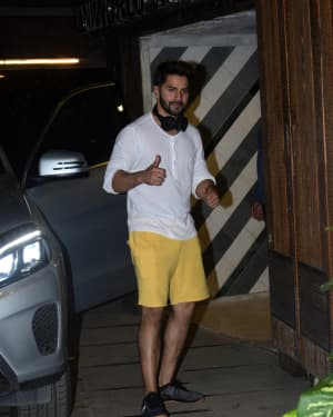 Varun Dhawan - Photos: Celebs Spotted at Gym | Picture 1657362