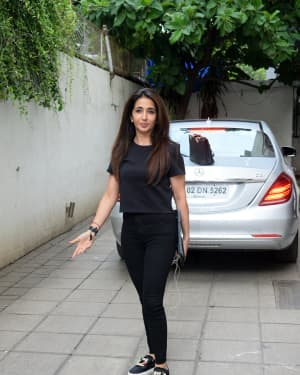 Krishika Lulla - Photos: Celebs Spotted at Juhu | Picture 1657511