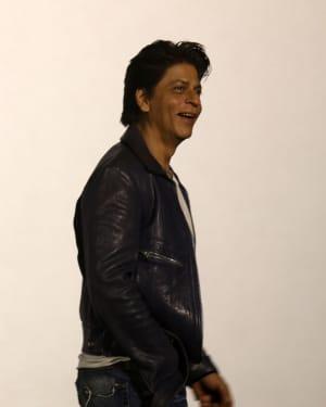 Shahrukh Khan - Photos: Music & Trailer Launch Of Vikram Phadnis's Marathi Film Smile Please