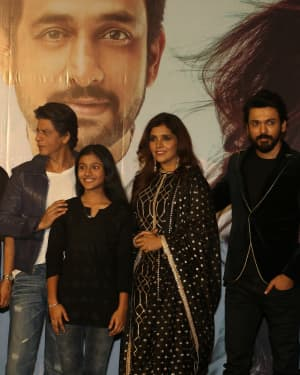 Photos: Music & Trailer Launch Of Vikram Phadnis's Marathi Film Smile Please
