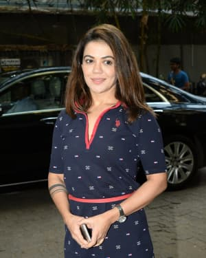 Shweta Gulati - Photos: Screening Of Booo Sabki Phategi Web Series At Sunny Super Sound