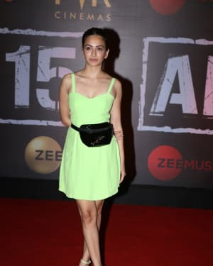 Kriti Kharbanda - Photos: Screening Of Film Article 15 At Pvr Icon | Picture 1657475