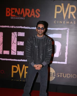 Ayushmann Khurrana - Photos: Screening Of Film Article 15 At Pvr Icon
