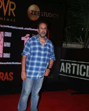 Photos: Screening Of Film Article 15 At Pvr Icon | Picture 1657479