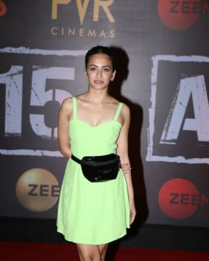 Kriti Kharbanda - Photos: Screening Of Film Article 15 At Pvr Icon | Picture 1657485