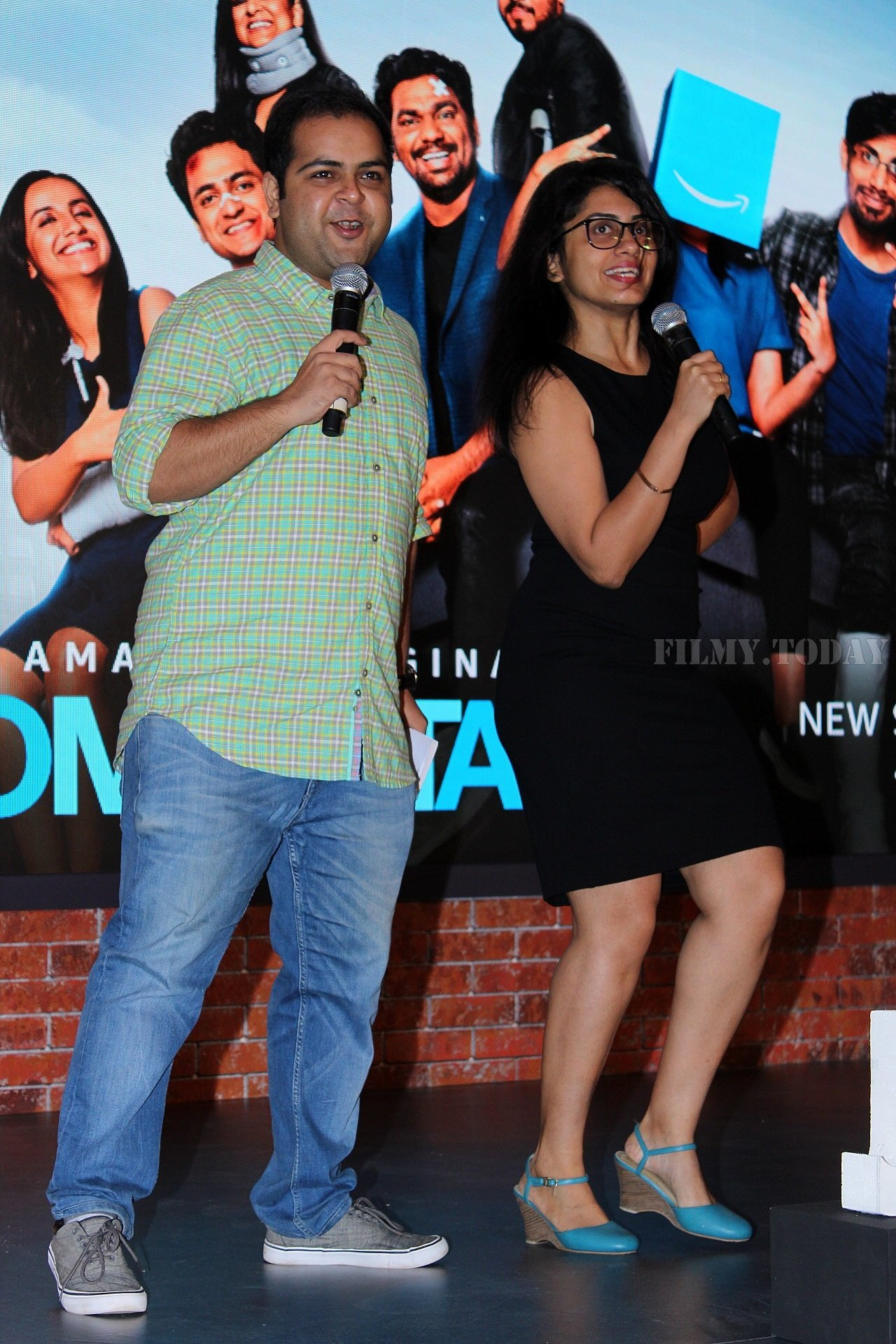 Photos: Trailer Launch Of Comicstaan Season 2   Picture 1657401
