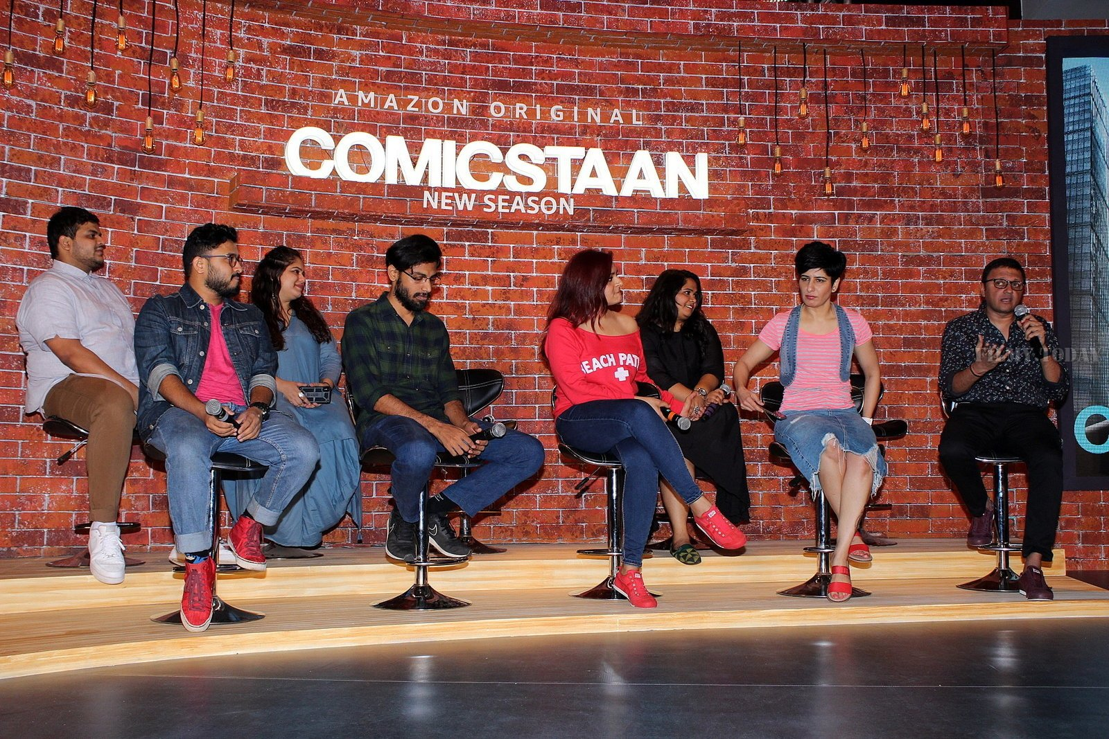 Photos: Trailer Launch Of Comicstaan Season 2 | Picture 1657410