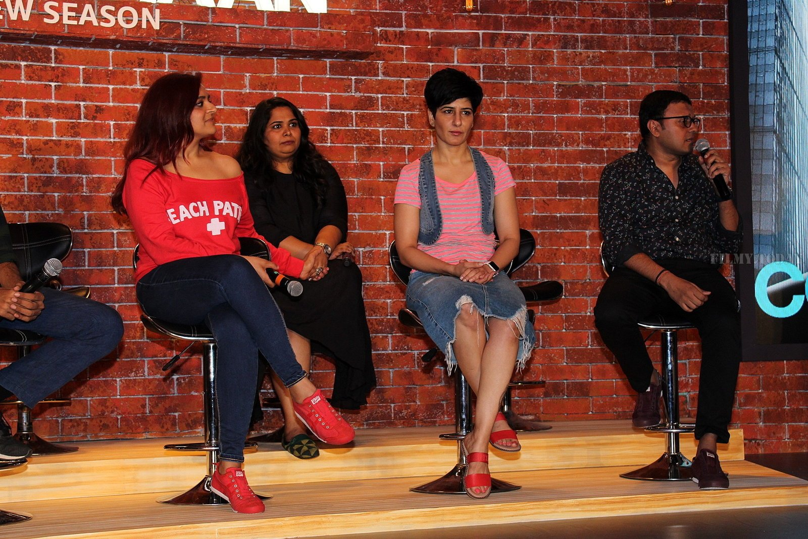 Photos: Trailer Launch Of Comicstaan Season 2 | Picture 1657411