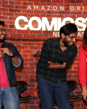 Photos: Trailer Launch Of Comicstaan Season 2 | Picture 1657409