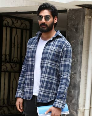 Ahan Shetty - Photos: Celebs Spotted at Bandra | Picture 1657900