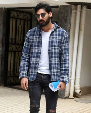 Ahan Shetty - Photos: Celebs Spotted at Bandra | Picture 1657903