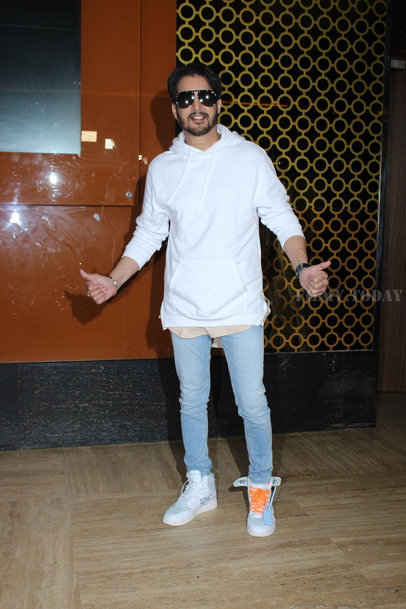 Jimmy Shergill - Photos: Trailer Launch Of Film Family Of Thakurganj | Picture 1657779