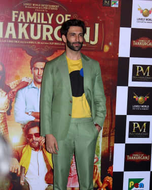 Nandish Singh Sandhu - Photos: Trailer Launch Of Film Family Of Thakurganj | Picture 1657789